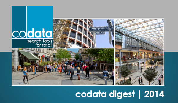 Codata Digest - 10 countries - 2014