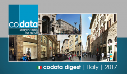 Codata Digest Italy 2017